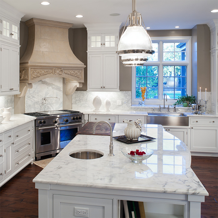 Waterfront Renovations Kitchen